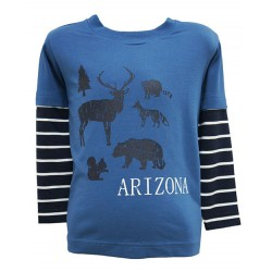 ARIZONA LONG SLEEVES TOP